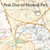 Map of The Peak District - White Peak Area