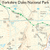 Map of Howgill Fells and Upper Eden Valley