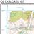 Map of St Austell & Liskeard