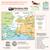 Map of Lyme Regis & Bridport