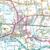 Map of Yeovil & Sherborne