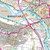 Map of Bideford, Ilfracombe & Barnstaple