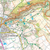 Map of Cheddar Gorge & Mendip Hills West