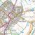 Map of Warminster & Trowbridge