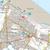 Map of Sittingbourne & Faversham