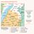 Map of Thornbury, Dursley & Yate