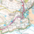 Map of Carmarthen & Kidwelly
