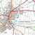 Map of Banbury, Bicester & Chipping Norton