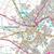 Map of Buckingham & Milton Keynes