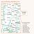 Map of Hertford & Bishop's Stortford