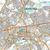 Map of Braintree & Saffron Walden