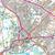 Map of Sudbury, Hadleigh & Dedham Vale