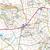 Map of Cardigan & New Quay