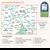 Map of Stratford-upon-Avon & Evesham