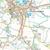 Map of Woodbridge & Saxmundham