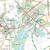 Map of Dereham & Aylsham