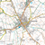 Map of Crewe & Nantwich