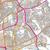 Map of Blackpool & Preston