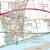 Map of Kingston upon Hull & Beverley