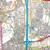 Map of Durham & Sunderland