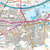 Map of Falkirk, Cumbernauld & Livingston