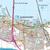 Map of Edinburgh Musselburgh & Queensferry