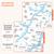 Map of Loch Awe & Inveraray