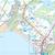 Map of Oban & North Lorn