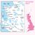 Map of Loch Assynt