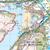 Map of Ben Nevis