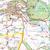 Map of Alnwick & Morpeth