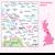 Map of Barnard Castle & Richmond