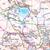 Map of Wensleydale & Upper Wharfedale