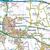 Map of Preston & Blackpool