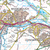 Map of Sheffield & Doncaster