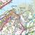 Map of Snowdon - Caernarfon