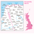 Map of North West Norfolk