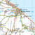 Map of North East Norfolk