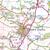Map of Church Stretton & Ludlow