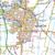 Map of Peterborough -Market Deeping & Chatteris