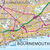 Map of Bournemouth & Purbeck