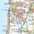 Map of Bude & Clovelly