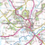 Map of Lampeter & Llandovery