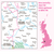 Map of Presteigne & Hay-on-Wye