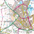 Map of Northampton & Milton Keynes