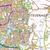 Map of Luton & Hertford