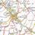 Map of Newbury & Wantage