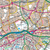 Map of West London