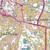 Map of Thames Estuary