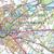 Map of Canterbury & East Kent
